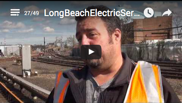 BRS Local 56 - video of getting the Long Beach branch back up and running