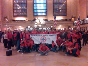 BRS Local 56 - TWU Rally photos
