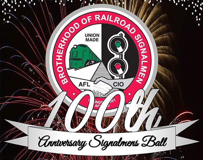 BRS Local 56 100th Anniversary Gala